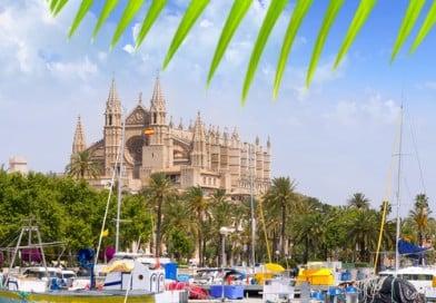 Palma de Mallorca, negocios y eventos