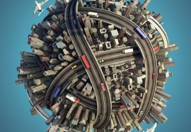 Parking en aeropuertos y estaciones de tren de cercanías. Movilidad y transportes