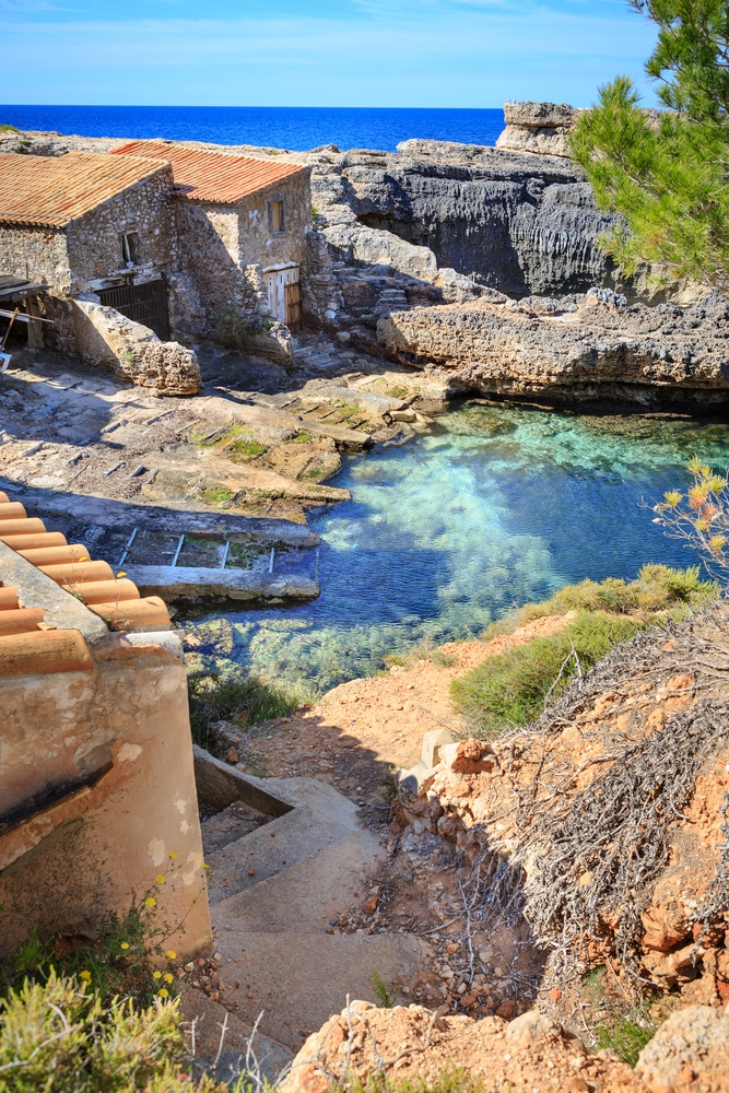 Cala S'Almunia en Mallorca
