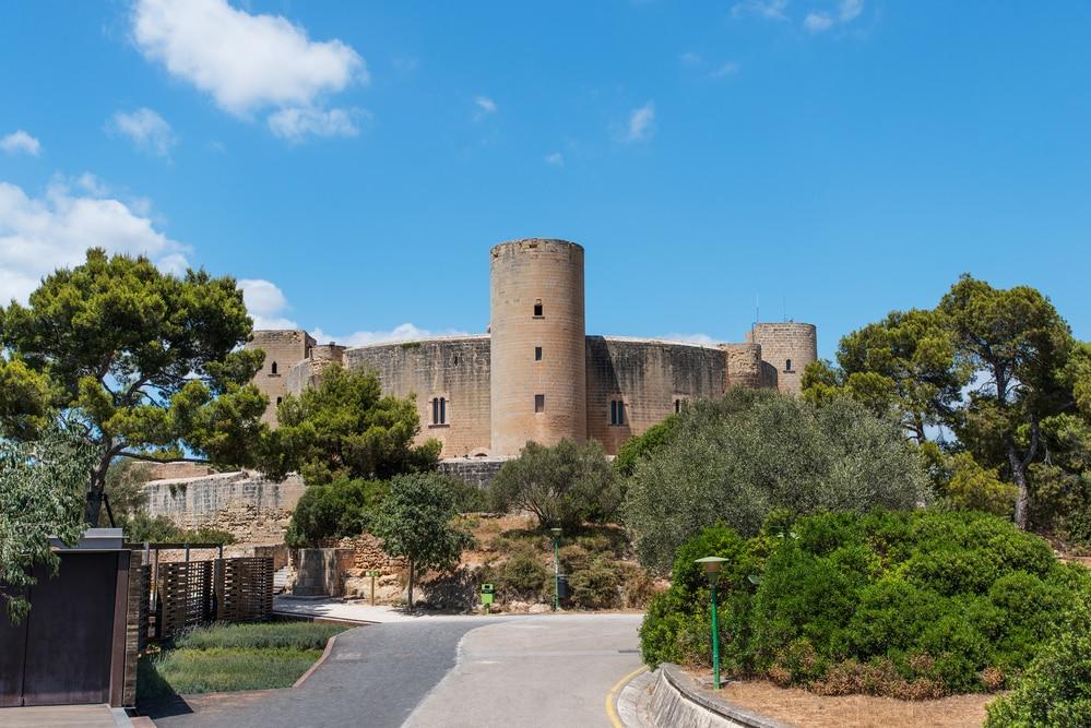 Castillo de Bellver en Palma Mallorca