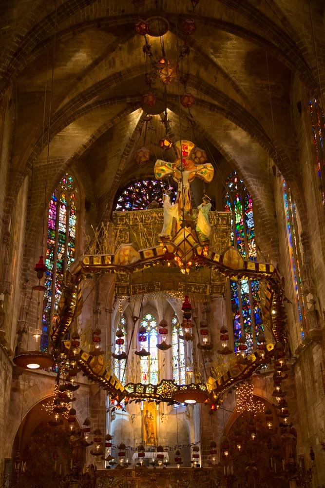Vidrieras Catedral Palma de Mallorca