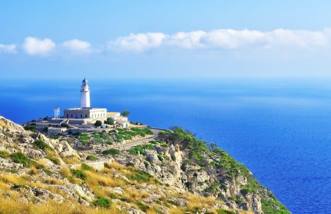 Que ver en Mallorca, faro de Formentor